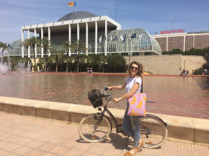 Bicycle in Valencia