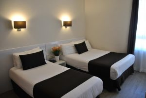 Hotel with good price-quality ration in centre of Valencia